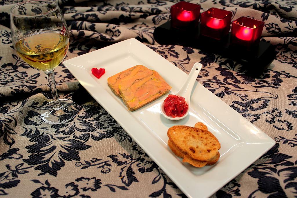 Restaurant entre Bergerac et Périgueux par un Maître Restaurateur - Hôtel Le Tropicana